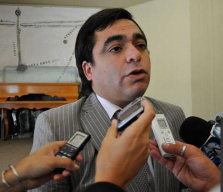 Otra denuncia penal contra David Bravo por no rendir gastos