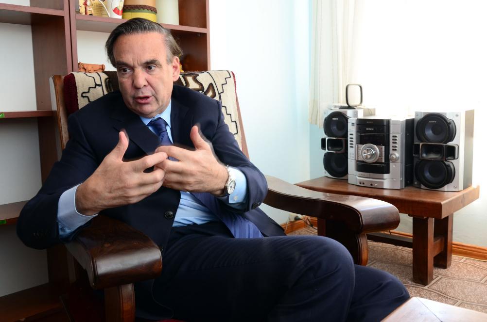 """Reglamentación de las PASO: Pichetto ve """"fraude"""""""