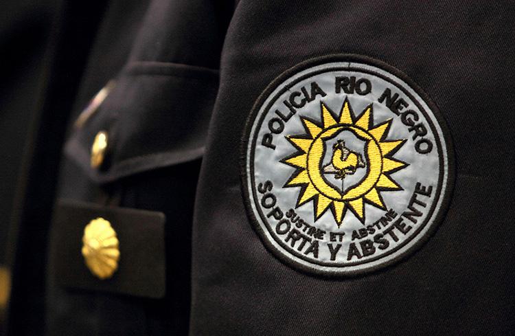policia de río negro
