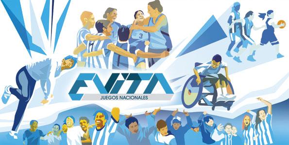 Delegación de Catriel viaja a las finales Nacionales de los Juegos Evita