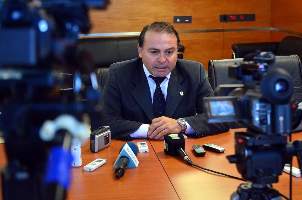 """Rivero sobre Petrobras: """"Defendimos los intereses de la Provincia de este gran negocio"""""""
