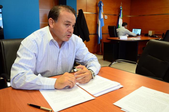Rivero afirmó que YPF renegociará sus áreas petroleras