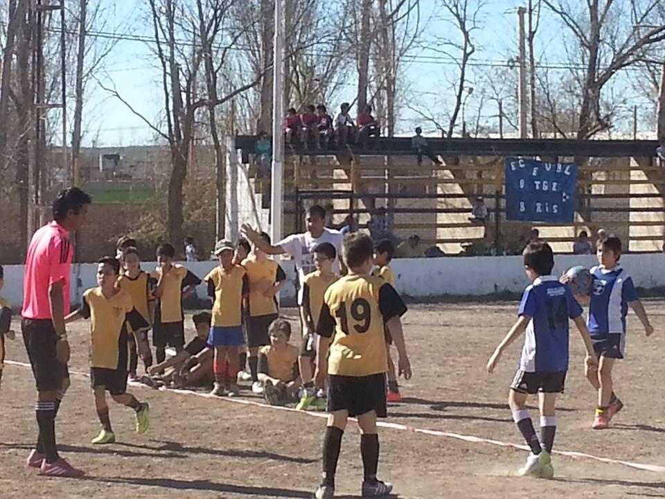 Hoy se juega la 5° fecha de la Liga Municipal de Futbol Infantil