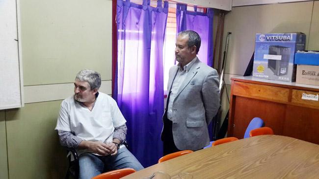 El subsecretario de Salud tuvo que atender una guardia en 25 de Mayo