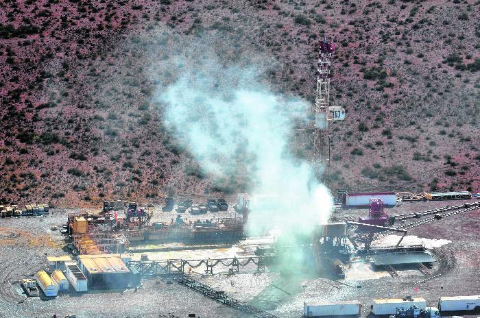 Antecedentes de incidentes en el petróleo como el de ayer. Siete hechos en cuatro años