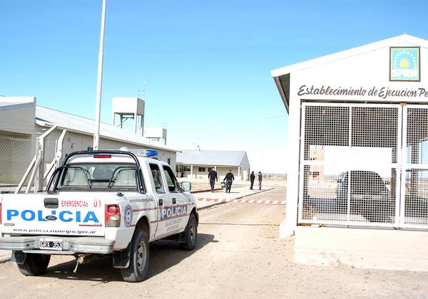 Todos los presos de Cipolletti están en huelga de hambre