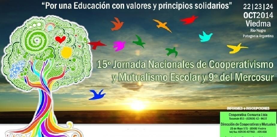 Río Negro será sede de Jornadas de Cooperativismo y Mutualismo nacionales y del Mercosur
