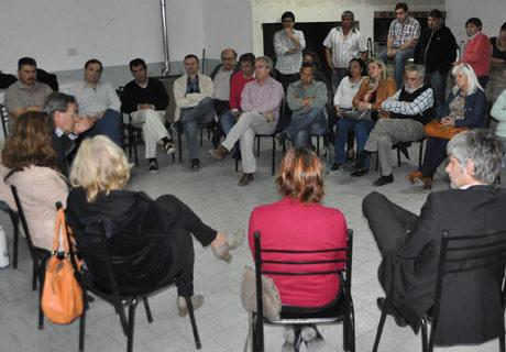 UCR: unidad para Frente Amplio UNEN en Río Negro
