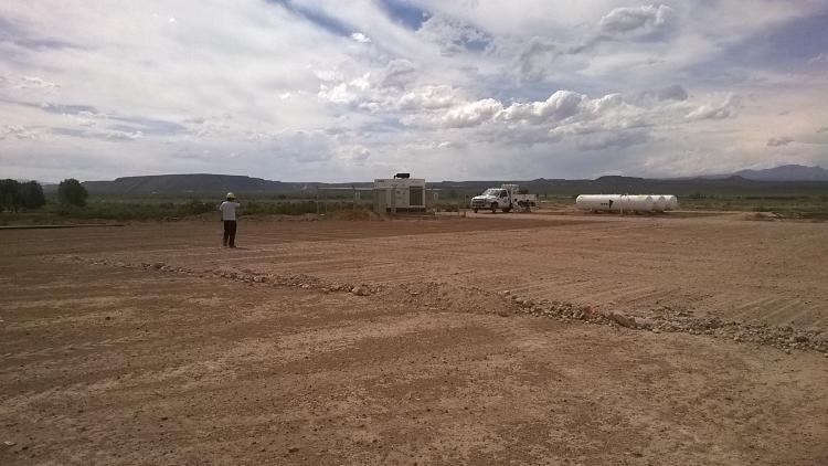 Nuevo derrame de petróleo en Rincón de los Sauces