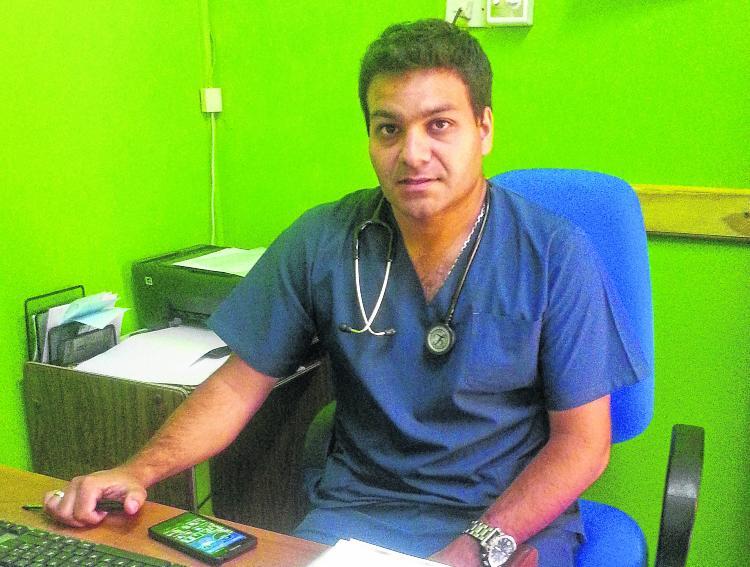 Hospital 25 de Mayo: Lalomía renunció por stress