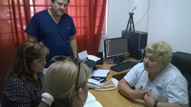 Colecta solidaria recaudó más de 9 mil pesos para el Hospital
