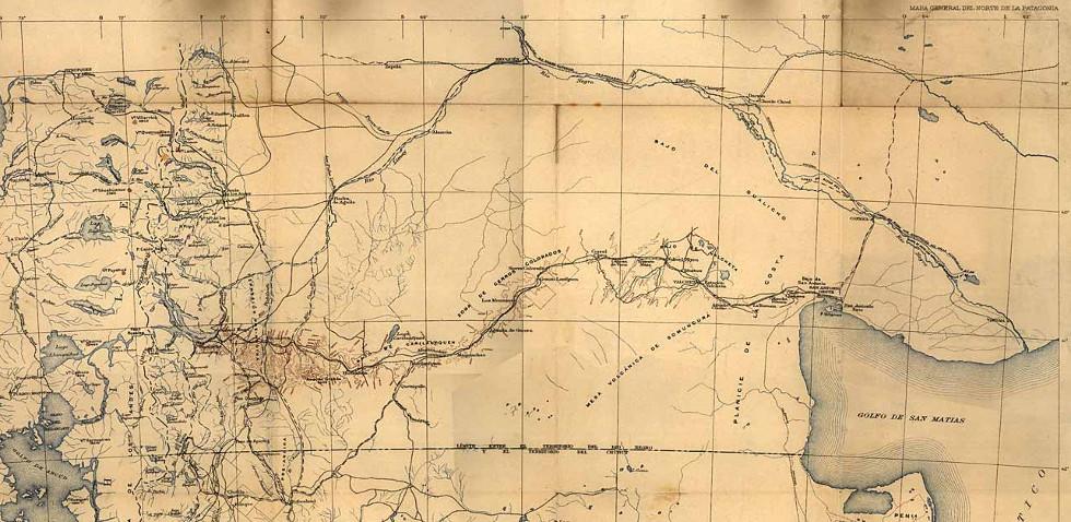 Hoy Río Negro cumple 60 años como provincia
