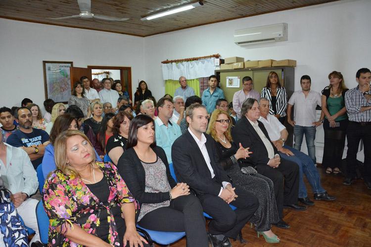 La Junta Electoral proclamó a las autoridades municipales del período 2015-2019