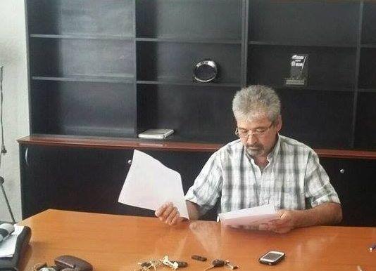 Abel Abeldaño habló de sus primeros 6 meses de gestión