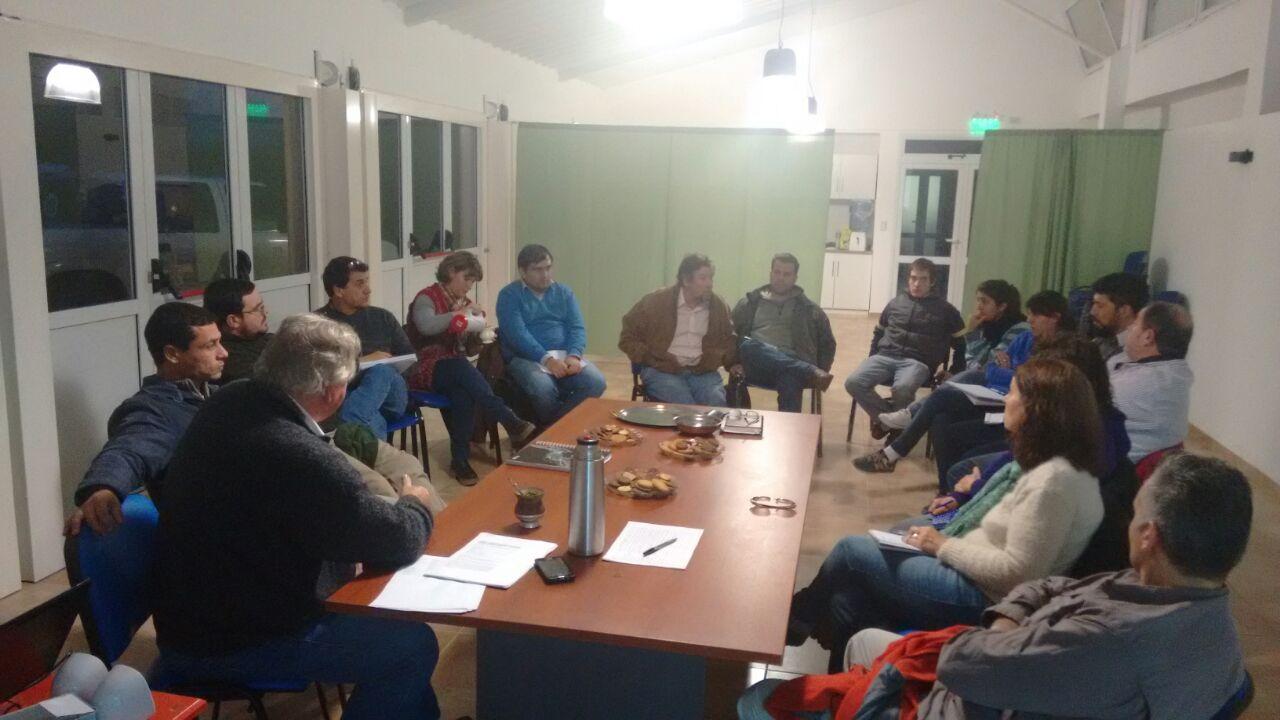 Plan Estratégico Agrícola Ganadero: se articulan acciones con 25 de Mayo