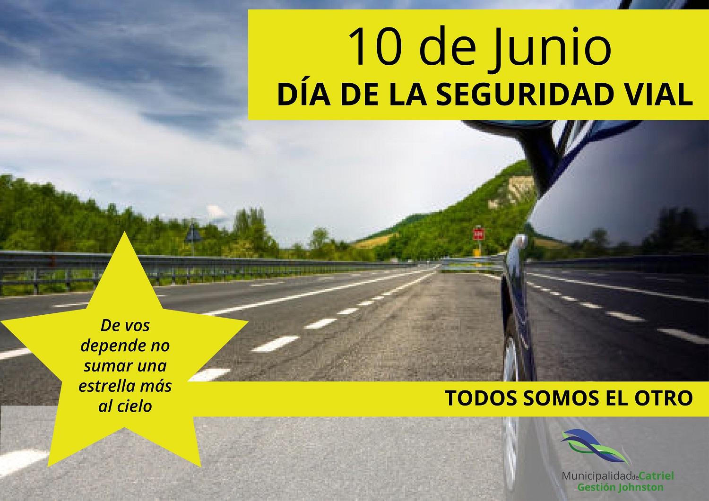 Actividades para conmemorar el Día de la Seguridad Vial
