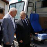 Nación envía ocho nuevas ambulancias a Río Negro de las cuales una es para Catriel
