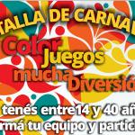 "En febrero llega la ""Batalla de Carnaval"""
