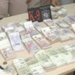 Puente Dique. Secuestran droga, auto y dinero