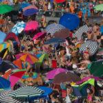 Más de 25.000 turistas visitaron las playas rionegrinas este fin de semana