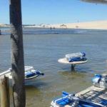 Se esperan mareas extraordinarias para Las Grutas, El Puerto SAE y SAO